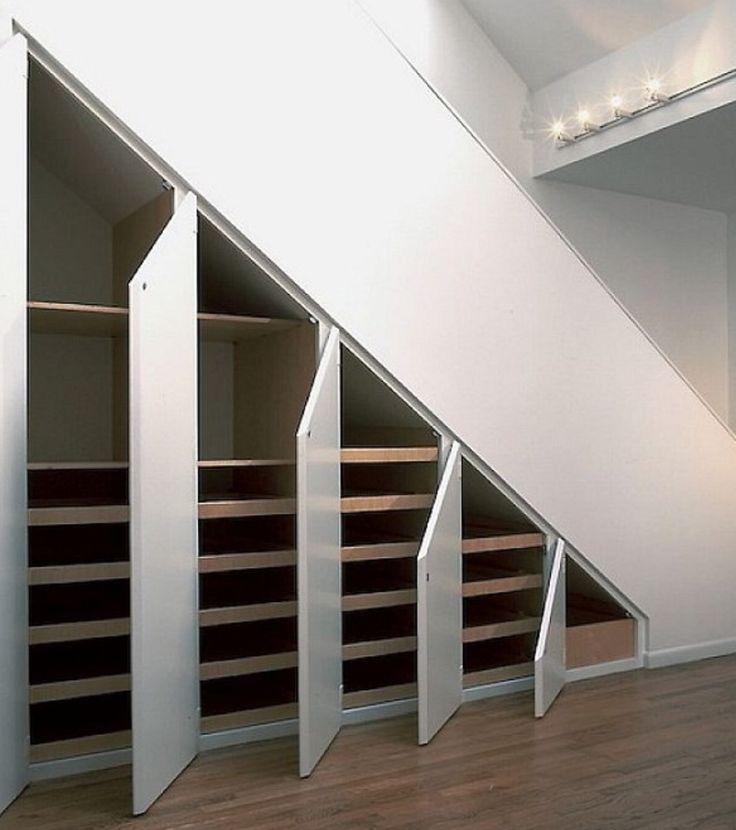 Hallway With Understairs Storage: 25 Best Under Stairway Storage Ideas Images On Pinterest