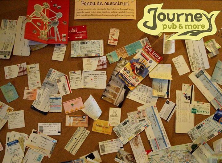Souvenirs at Journey Pub