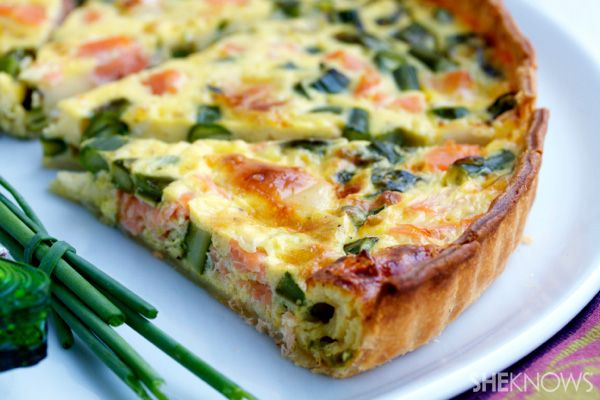 Salmon, asparagus quiche... YUMMERS!!  Hi all,  I am a Lehigh University student doing a market survey for class. I have to survey people who use online recipe sites and cooking sites. Any help with this class project would be greatly appreciated!!! This survey should take 3 minutes.  THANKS!!  https://docs.google.com/forms/d/18RrrNUJKIKMHAsoTgM6NQTXQRh4GK9m0k2EiGKOHkZQ/viewform