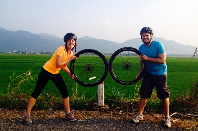 4-Day Vietnam Bike Tour Including Cat Tien National Park, Dalat and Nha Trang The main event of this 4-day bike tour from Ho Chi Minh City is the Cat Tien National Park. The fauna of Cat Tien National Park includes: 105 listed mammal species, more than 360 species of birds, 120 reptile and amphibian species and more than 130 species of freshwater fish. We'll cycle around so that you can try to see some of this amazing wildlife, in addition to picturesque views along the way. A...
