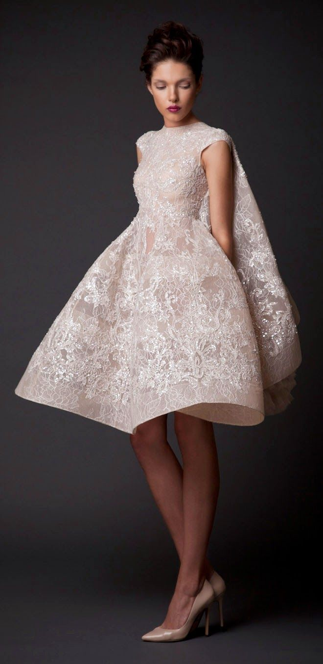 Krikor Jabotian Fall/Winter 2014-2015 : Amal Collection | bellethemagazine.com