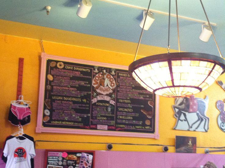 Doughnut Heaven | Voodoo Doughnut #Eugene #OR #NW