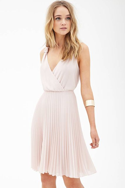 33 Bridesmaid Dresses For The Big Day & Beyond #refinery29  http://www.refinery29.com/bridesmaid-dresses#slide18