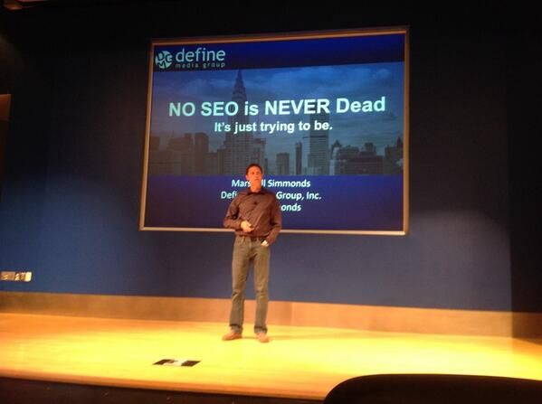No SEO isn't dead! With over 655 Google updates every year, the industry needs SEO'S.