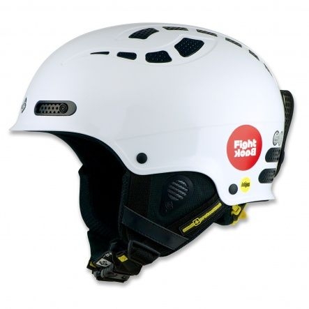 Thinking already next winter and coming winter trips... I think its time to update the helmet more safety one and maybe invest some money also for a good purpose. My choose will 99 % be Igniter MIPS Fight Back -version.