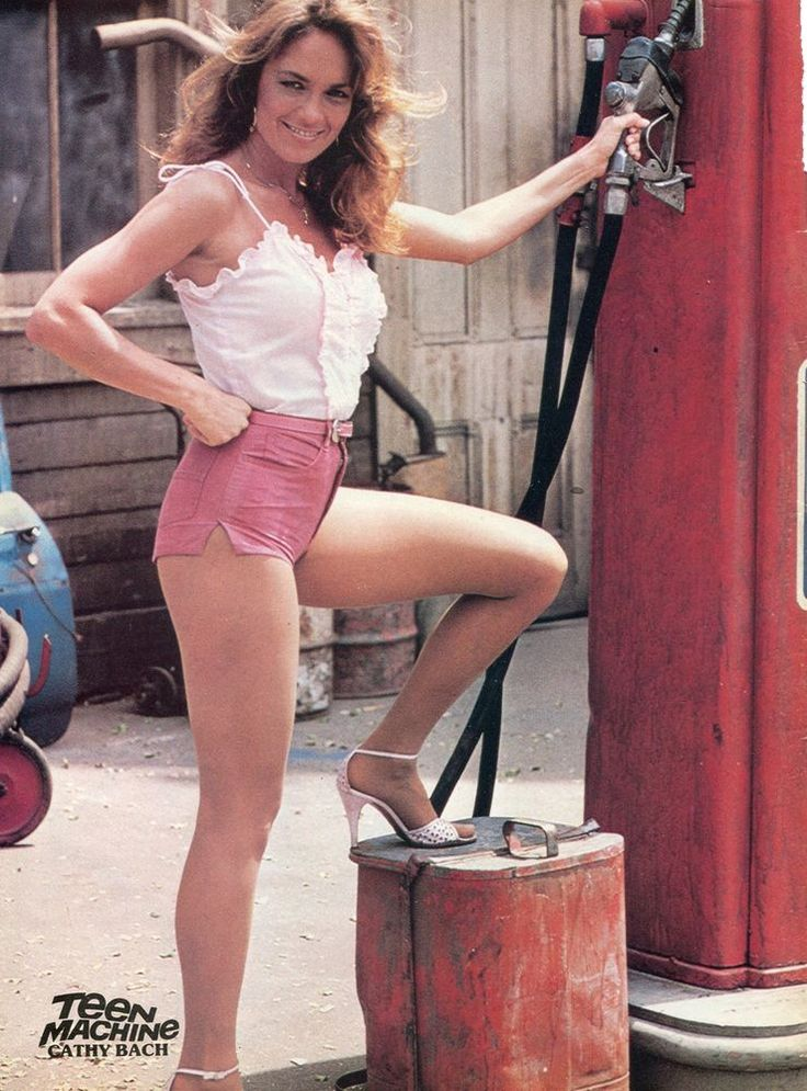 catherine bach wearing pantyhose