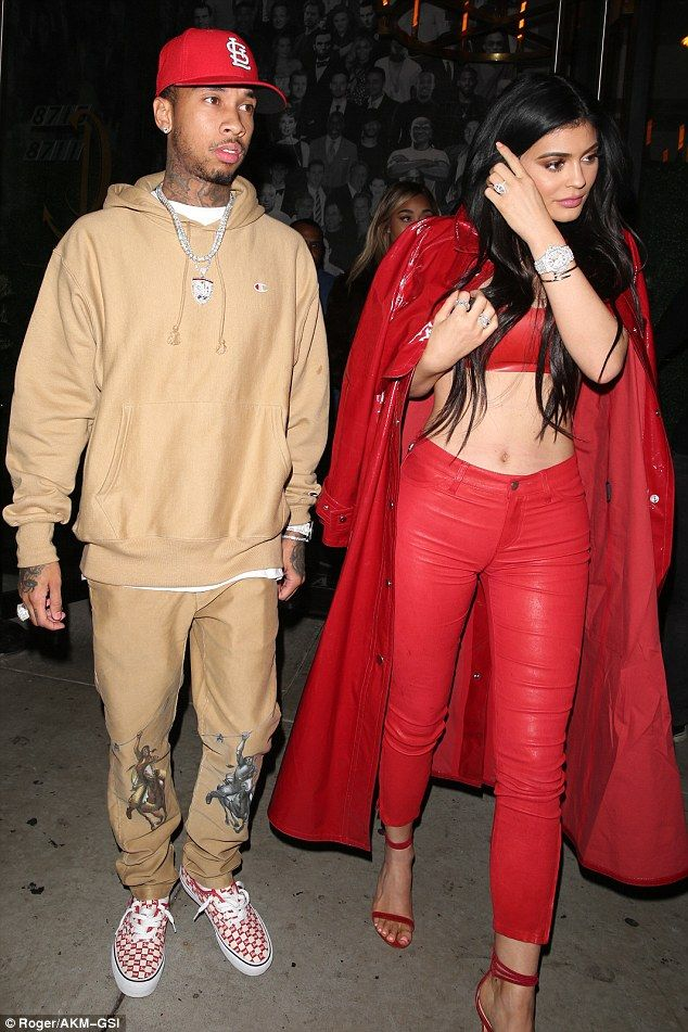 Kylie dating prince