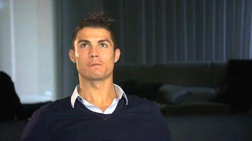 Cristiano Ronaldo Gif
