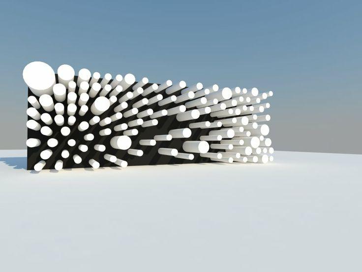 Fresh Design 2013: projekt pawilonu  #design #wroclaw #festiwal