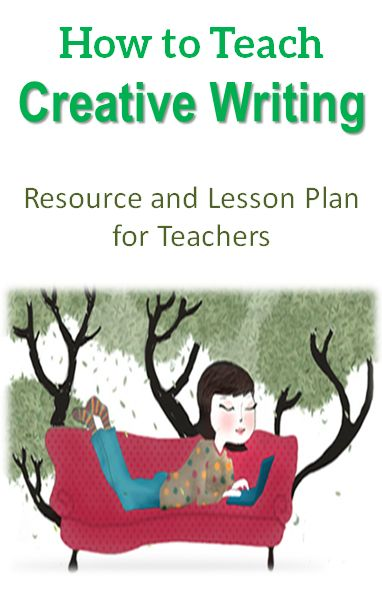 introduction to creative writing lesson plan
