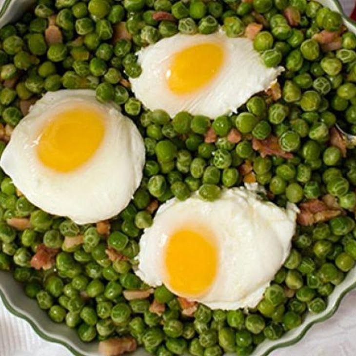 Portuguese Peas with Eggs Recipe Recipe