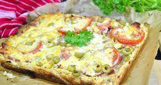Obiad - PLACEK ZIEMNIACZANY PRAWIE JAK PIZZA