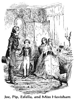 character analysis of joe gargery in great expectations by charles dickens From the life of charles dickens by john forster  pip, an orphan, is brought up by his abusive sister and her husband, joe gargery, the kindly village blacksmith magwitch, an escaped.
