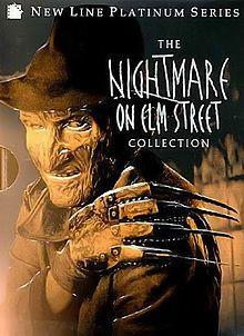 A Nightmare on Elm Street film series  My Favorite Hooror Movie Villian!! He's got personality!