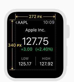 Visual Design - Apple Watch Human Interface Guidelines - Apple Developer