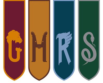 WallPotter: Gryffindor, Hufflepuff, Ravenclaw, Slytherin/ Grif...