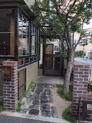 ハ児の雑貨屋めぐり-大阪市鶴見区緑 カフェめぐり Bird COFFEE