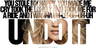 Carrie Underwood - Undo It-best song!