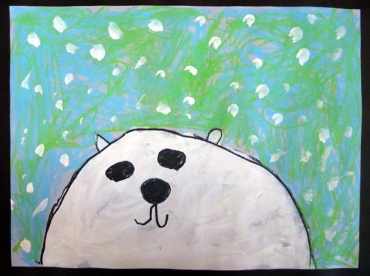 Kindergarten polar bears