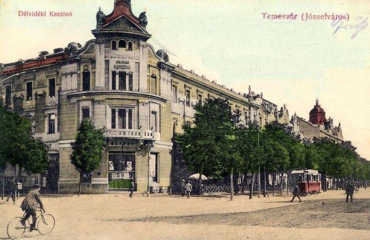 Timisoara - 1905 - Cazionul Delvideki