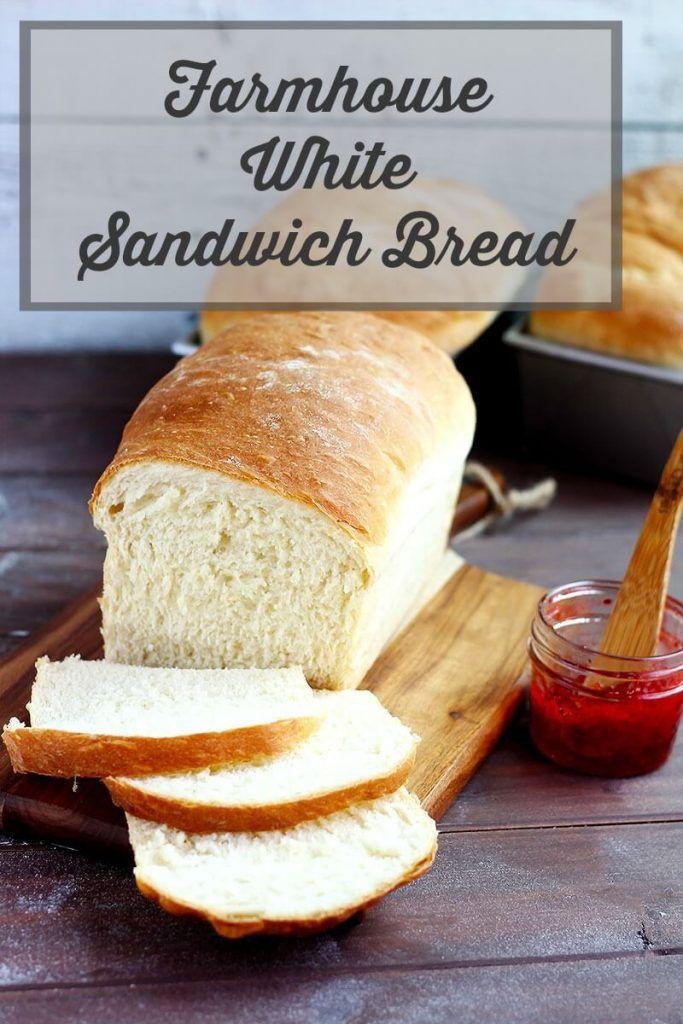 Farmhouse White Sandwich BreadFacebookInstagramPinterestTwitterFacebookInstagramPinterestTwitter