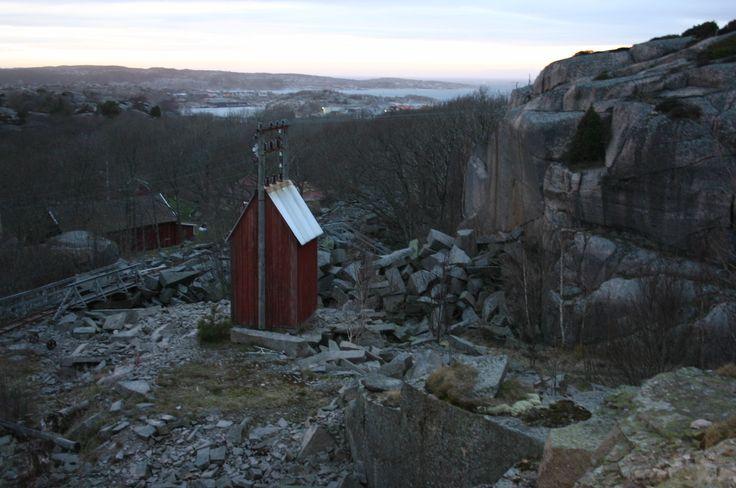 hunnebostrand  szwecja