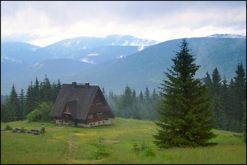 Beskidy Mountains - bacowka