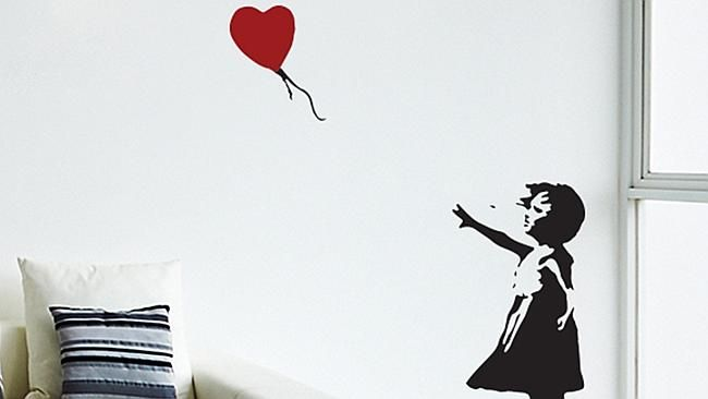MYSTERIOUS artwork resembling that of world-renowned British street artist Banksy is popping up across Adelaide.