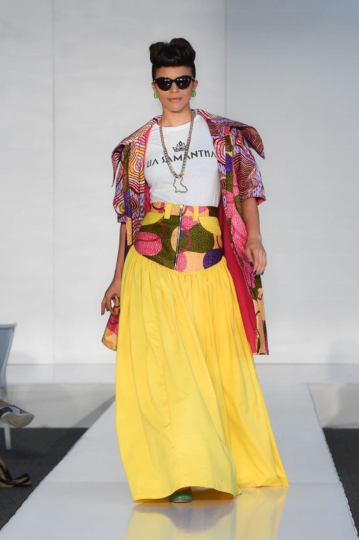 Pasarela Color - Lia Samantha y Masglo - Ixel Moda 2015