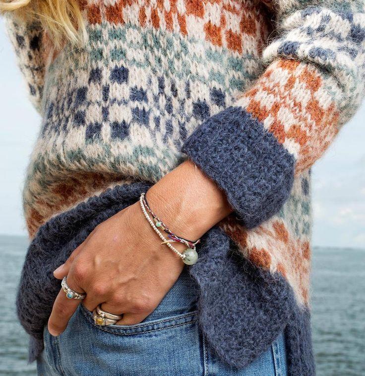 Sandnes Garn har sammen med Skappel kommet med nye farger i Skapperlgarnet Suri samt nye strikke oppskrifter.