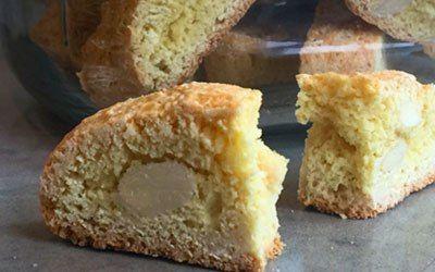 Almond Biscotti/Biscotti di Prato