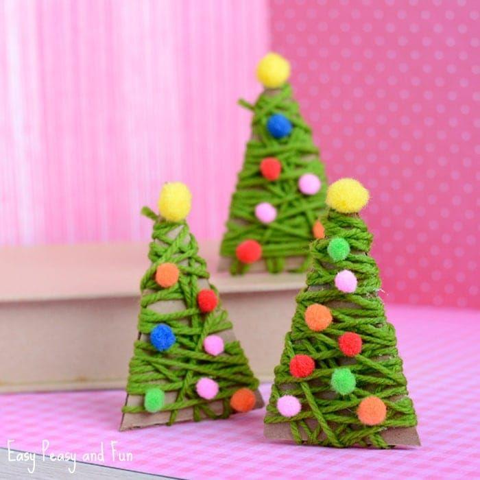 Semplici Lavoretti Di Natale.Lavoretti Di Natale Per Bambini 32 Idee Da Copiare Curso