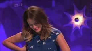Caroline Flack Talking About Harry Styles on Celebrity Juice. no hate but this is hysterical!!!!!!!!!!!!!