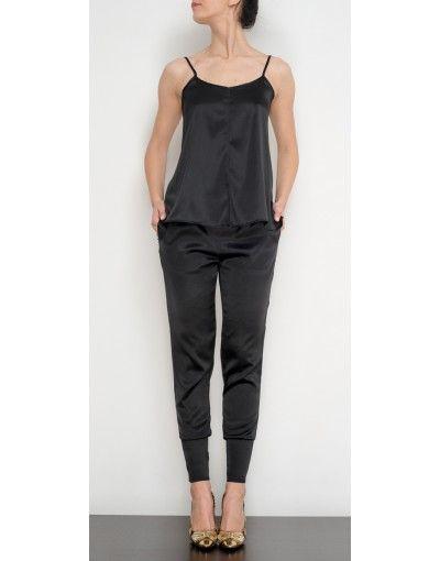 SB Silk Pants