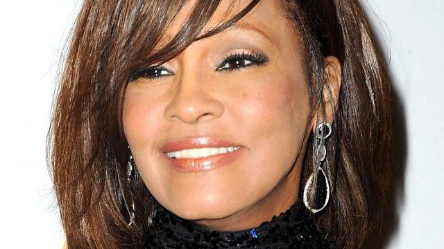 Whitney Houston 4/1
