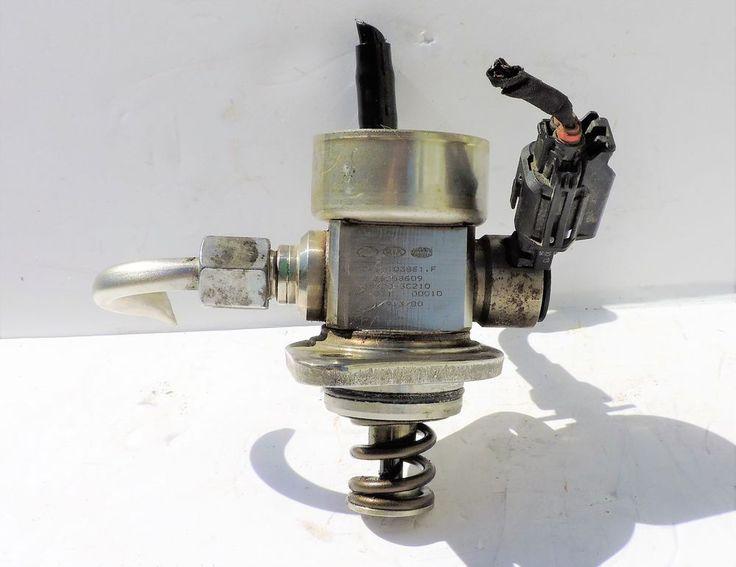 10-16 Hyundai Santa Fe Fuel Pump 35320-3C210 Direct High Pressure Pump Genesis #HyundaiKIASantaFeGenesisOEM