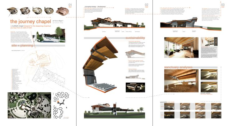 architecture boards layout - Google Search