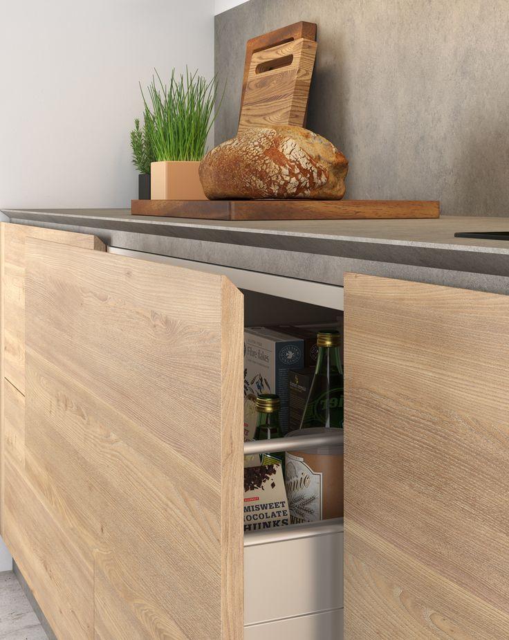 Mejores 75 im genes de cocinas en pinterest cocina for Muebles de cocina finsa