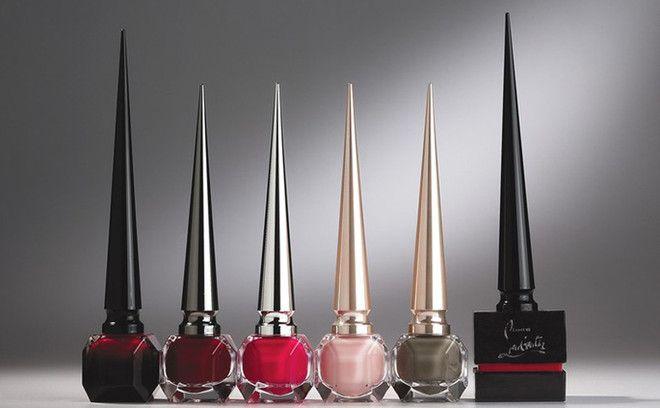 Кристиан Лабутен выпустил коллекцию лаков для ногтей - Woman's Day