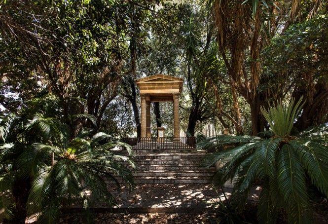 Villa Tasca, Palermo
