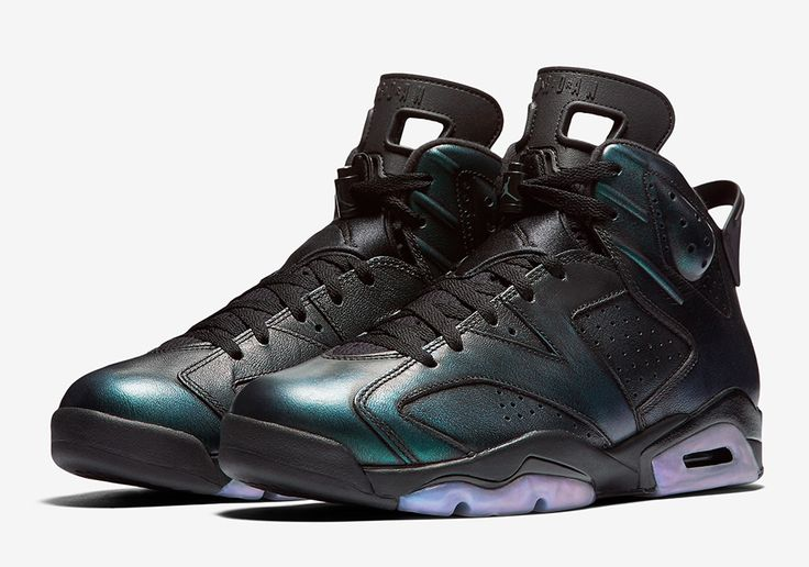 Official Images Of The Air Jordan 6 All Star