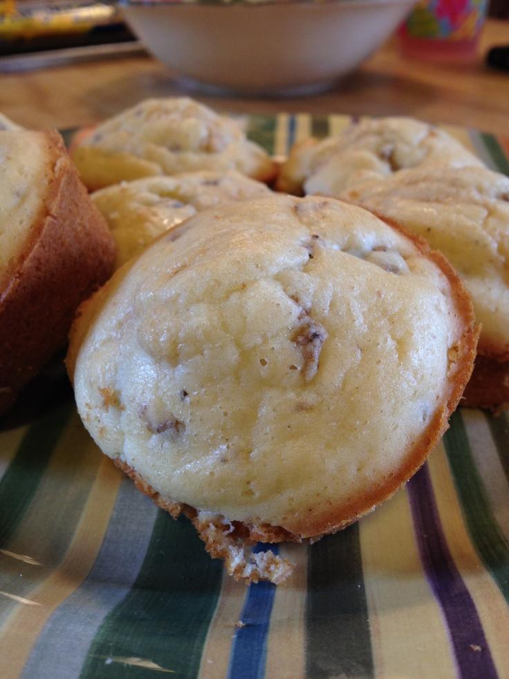 ... Pancake Sausage Muffins, Sprays Muffins, Muffins Tins, Mixed Pancakes