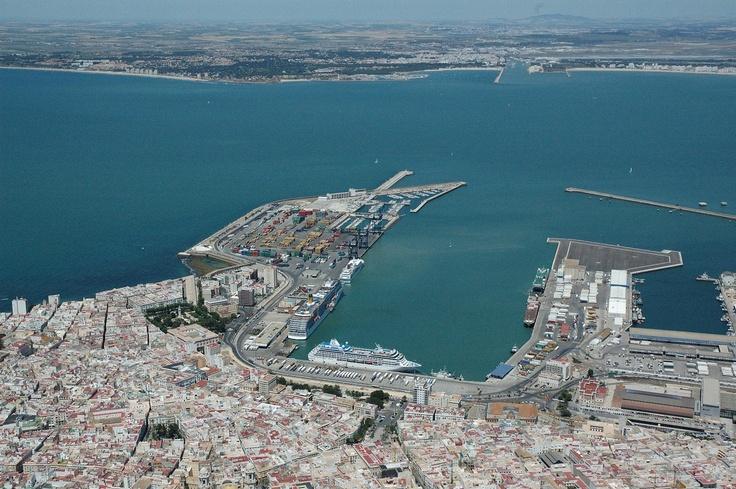 1000 images about the port of c diz bay el puerto de la bah a de c diz on pinterest - Puerto bahia spa cadiz ...