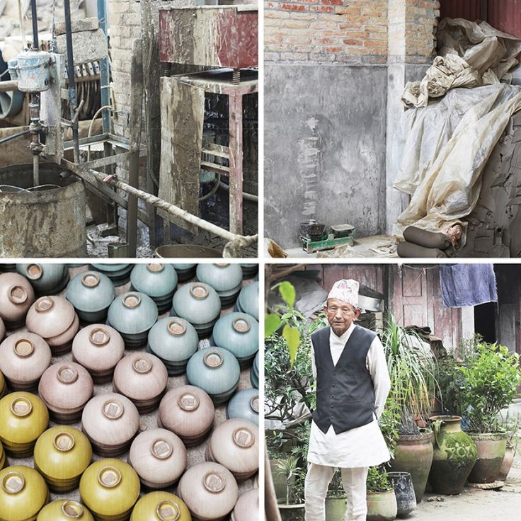 Just outside Kathmandu in Nepal lies one of the oldest pottery-making villages in Nepal, a centre for craft where the workshops producing the traditional red...