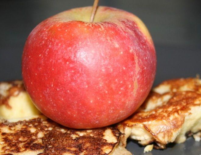 Recept: pannenkoekjes met appel