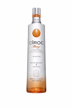 Diageo and Ciroc vodka stakeholder Sean 'Diddy' Combs have announced the release of a mango variant under the Ciroc brand.