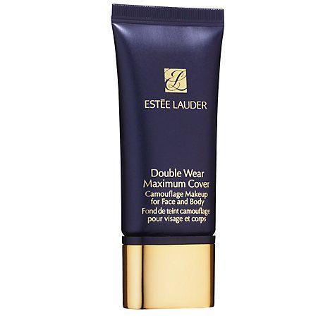 Buy Estée Lauder Double Wear Maximum Cover Camouflage Makeup for Face and Body Online at johnlewis.com