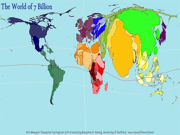 The 15 Maps That Explain The Entire World