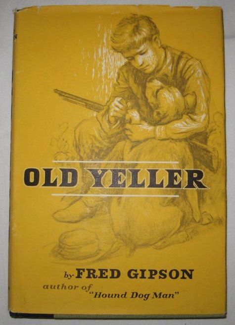 an analysis of the book old yeller by fred gipson The perfect companion to fred gipson's old yeller, this study guide contains a chapter by chapter analysis of the book, a summary of the plot, and a guide to.