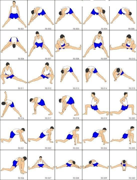 25+ best ideas about Warm Up Exercises on Pinterest ...